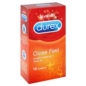 Durex Close Feel