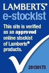 Lamberts Approved Etailer 20130173