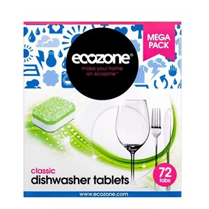 Ecozone Classic Dishwasher All in One Tablets