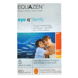 Equazen Eye Q Family Capsules