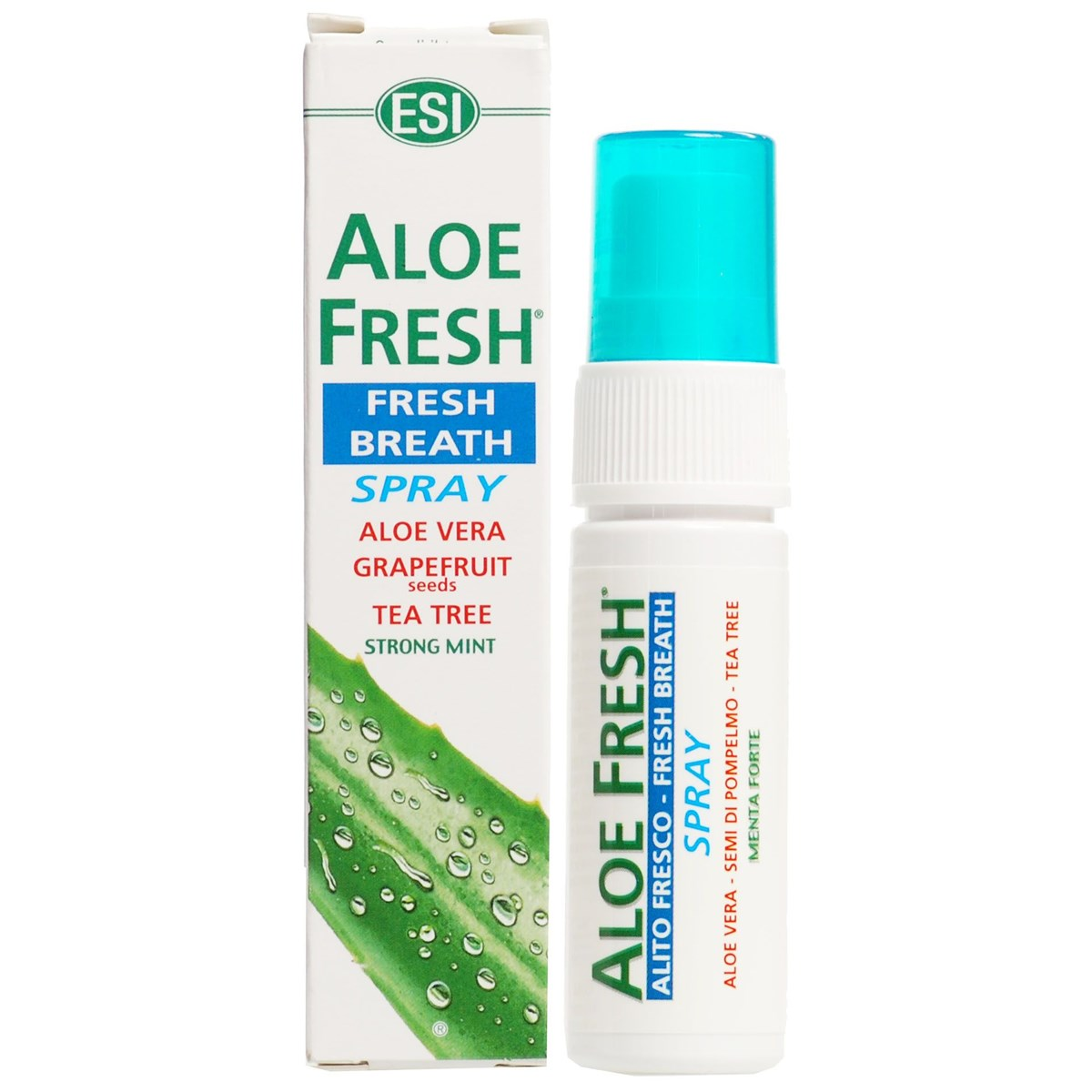 ESI Aloe Fresh Mouthspray
