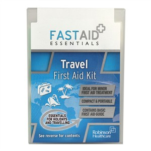FastAid Travel First Aid Kit