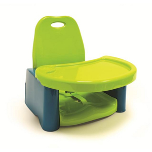 The First Years Swing Tray Booster Seat - Lime
