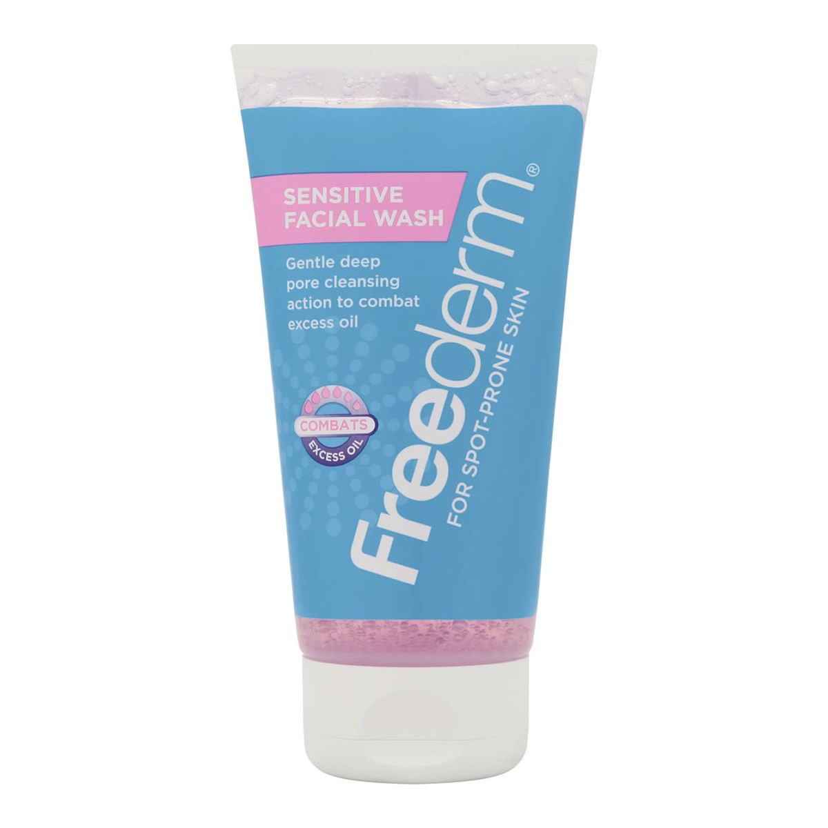 Freederm Sensitive Facial Wash