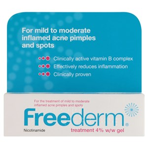 Freederm Treatment Gel 25g