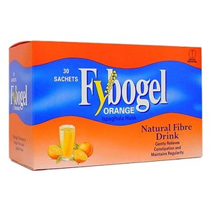 Fybogel Natural Fibre Drink - Orange