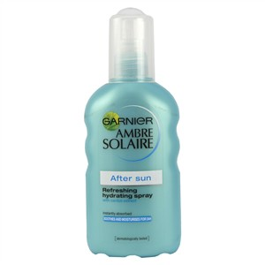 Garnier Ambre Solaire After Sun Refreshing Hydrating Spray