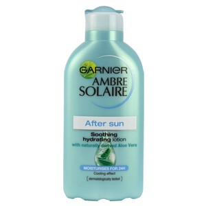 Garnier Ambre Solaire After Sun Skin Soother Hydrating Lotion