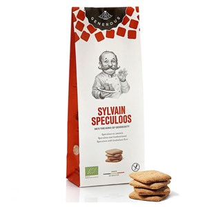 Generous Sylvain Speculoos Speculoos with Buckwheat Flour