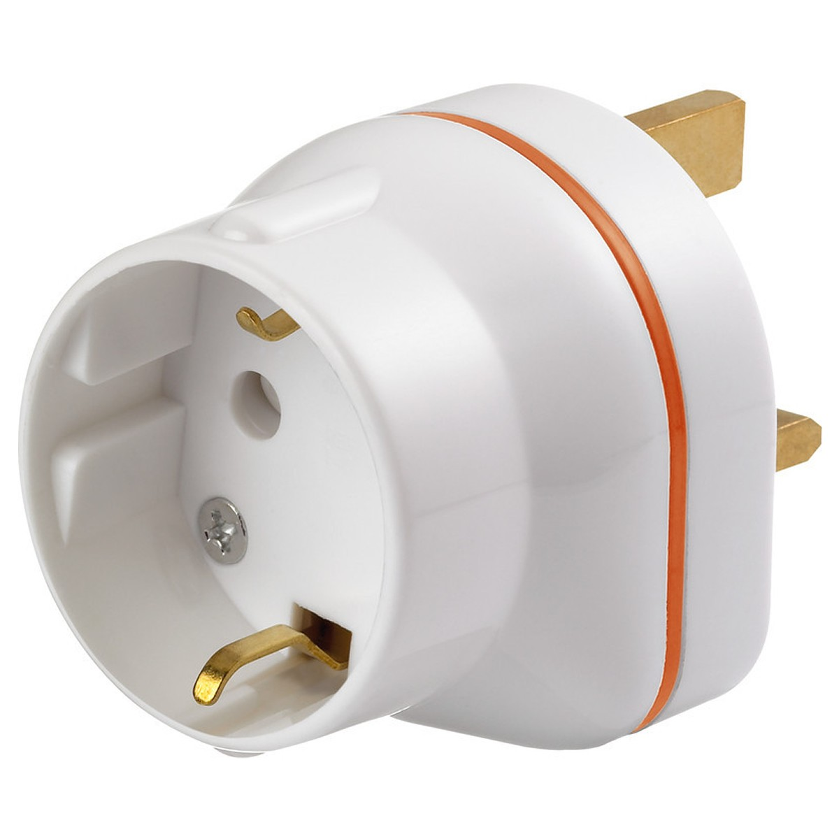Go Travel Euro - UK Adaptor