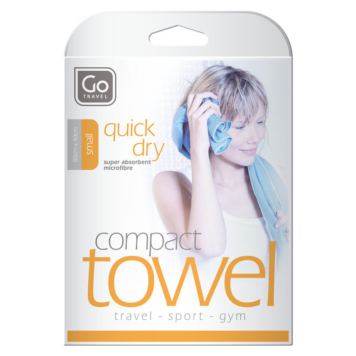 Go Travel Body Towel (Small)