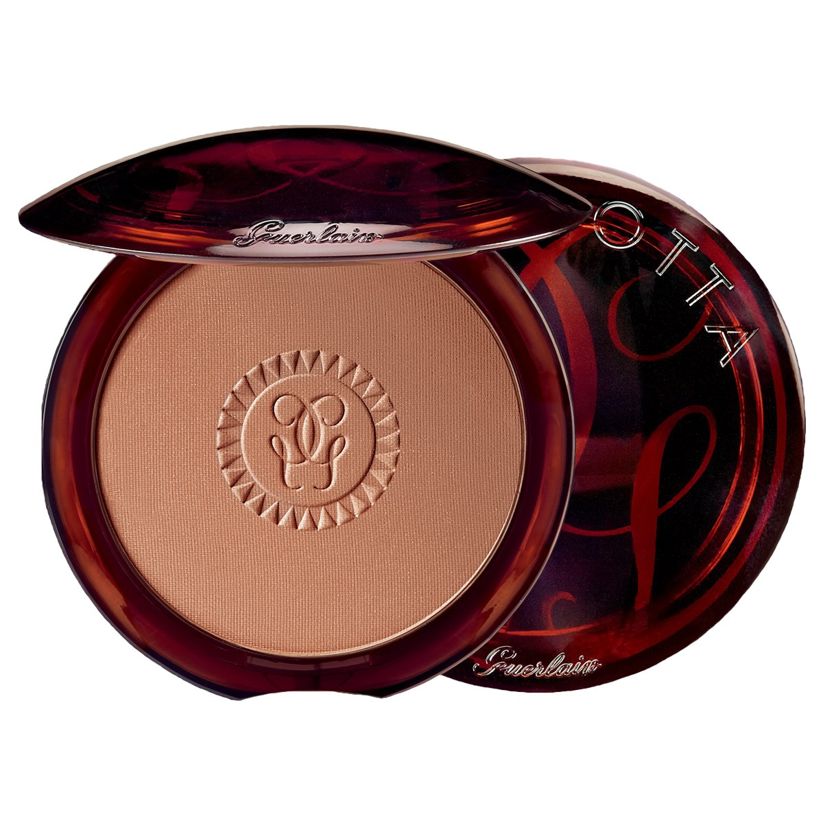 Guerlain The Bronzing Powder Natural And Long-Lasting Tan