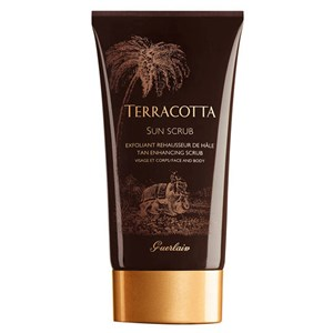 Guerlain Terracotta Sun Scrub Tan-Enhancing Scrub - Face and Body