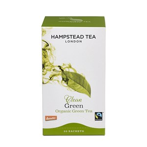 Hampstead Clean Green Tea