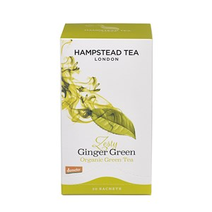 Hampstead Zesty Ginger Green Tea