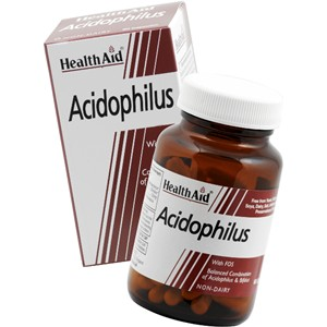 HealthAid Balanced Acidophilus Vegicaps