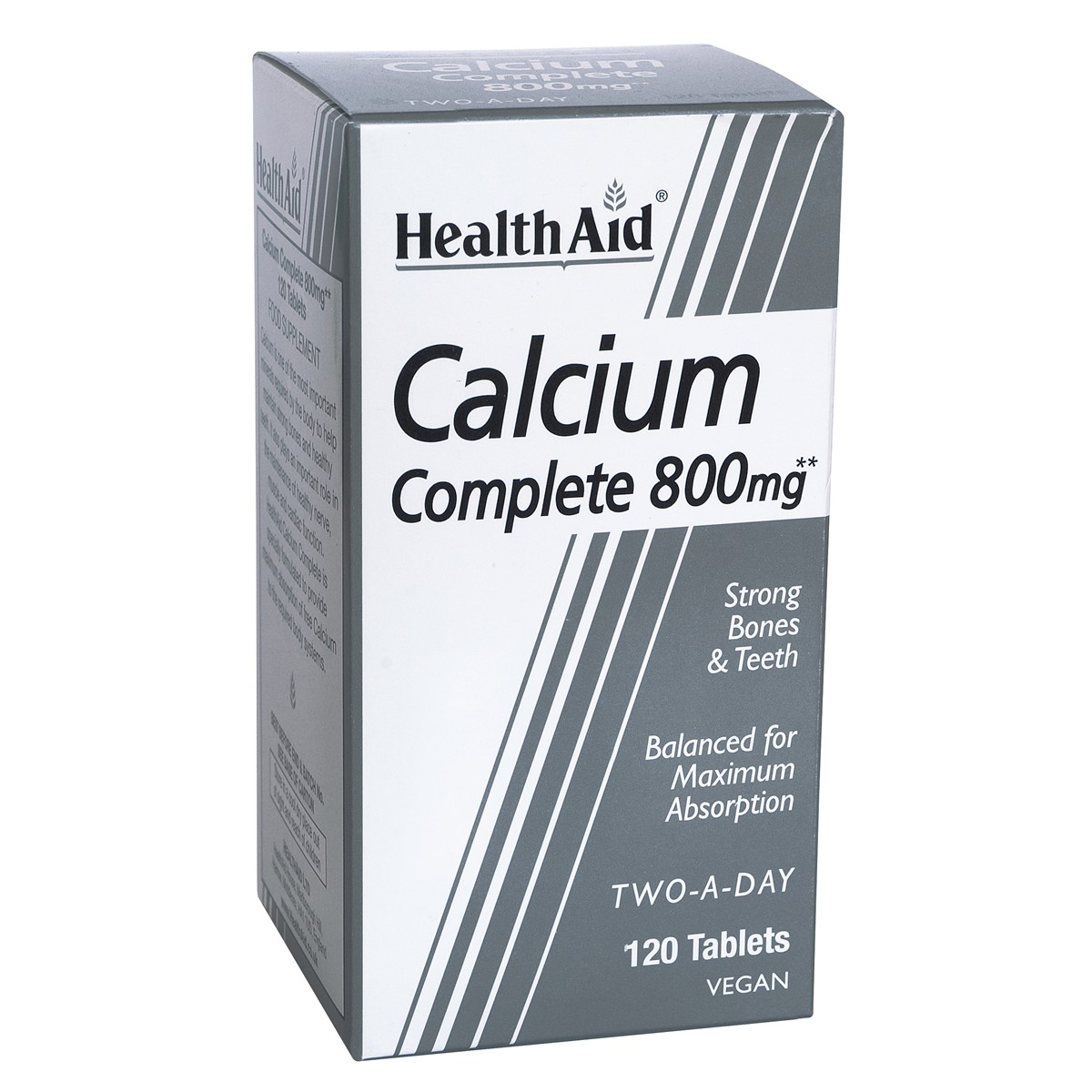 HealthAid Balanced Calcium Complete 800mg