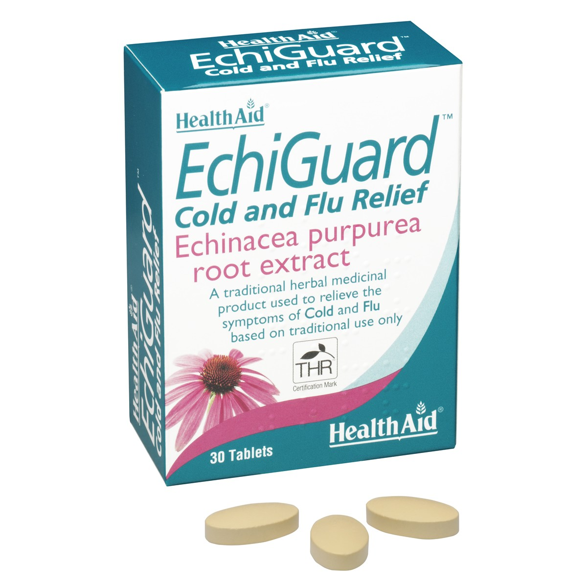 HealthAid EchiGuard Cold and Flu Relief