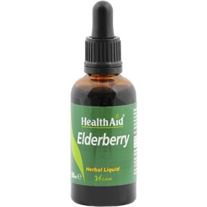 HealthAid Elderberry (Sambucus nigra) Liquid 50ml