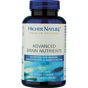 Higher Nature Advanced Brain Nutrients