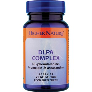 Higher Nature DLPA Complex with Bromelain