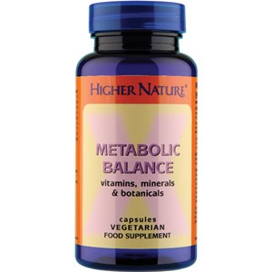 Higher Nature Metabolic Balance