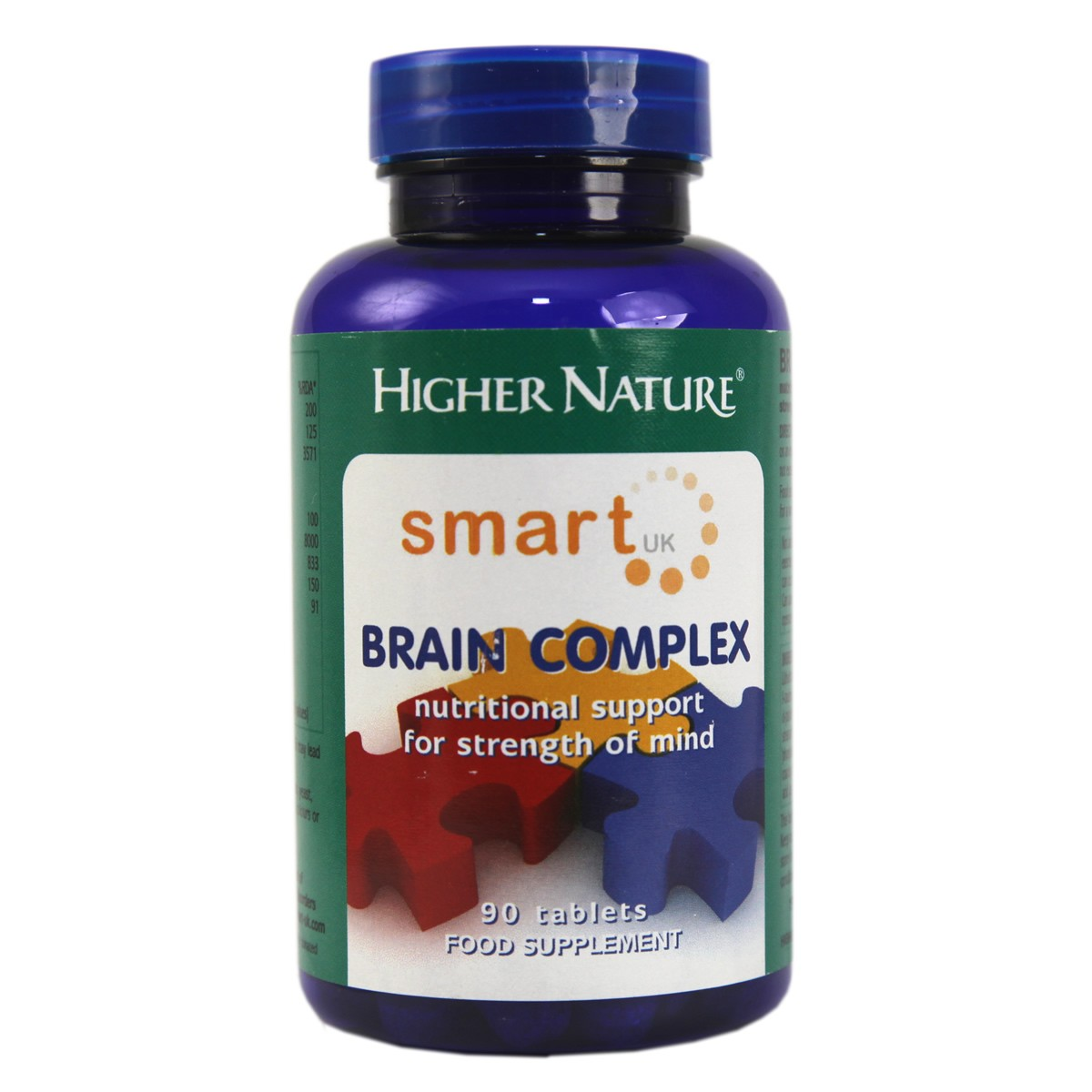 Higher Nature Smart UK Brain Complex