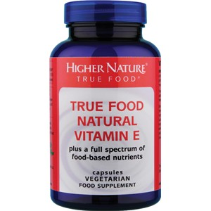 Higher Nature True Food® Natural Vitamin E