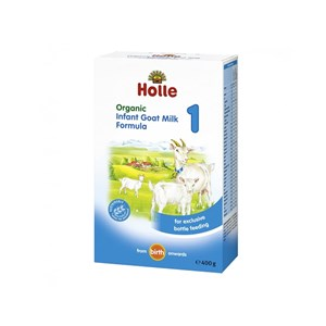 Holle Organic Infant Goat Milk Formula 1 (from birth)