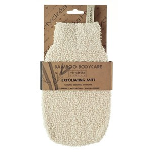 Hydréa Bamboo Gentle Exfoliating Mitt