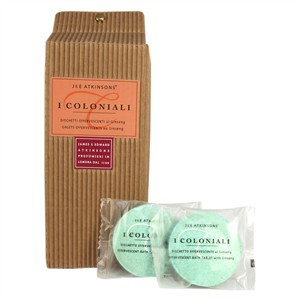 I Coloniali Effervescent Bath Tablet With Ginseng