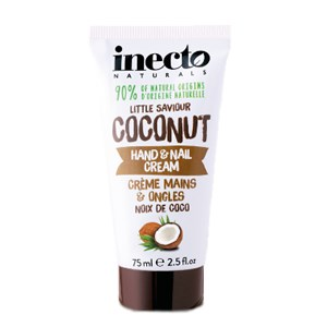 Inecto Naturals Little Saviour Coconut Hand & Nail Cream