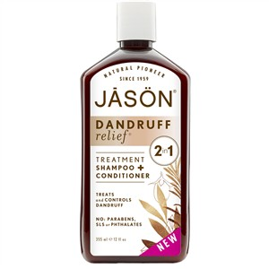 Jason Dandruff Relief 2 In 1 Treatment Shampoo & Conditioner