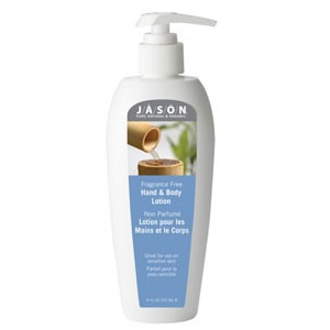 Jason Fragrance Free Hand & Body Lotion