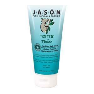 Jason Tea Tree Clarifying Body Scrub