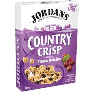 Jordans Country Crisp Flame Raisin