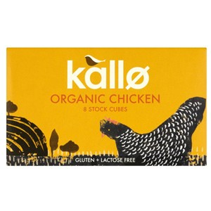 Kallo Organic Chicken Stock Cubes