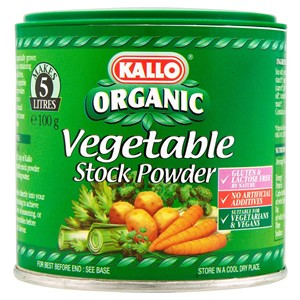 Kallo Organic Vegetable Stock Powder