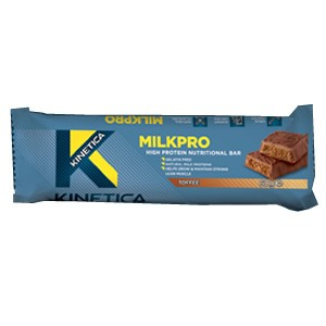 Kinetica MilkPro Toffee Bar