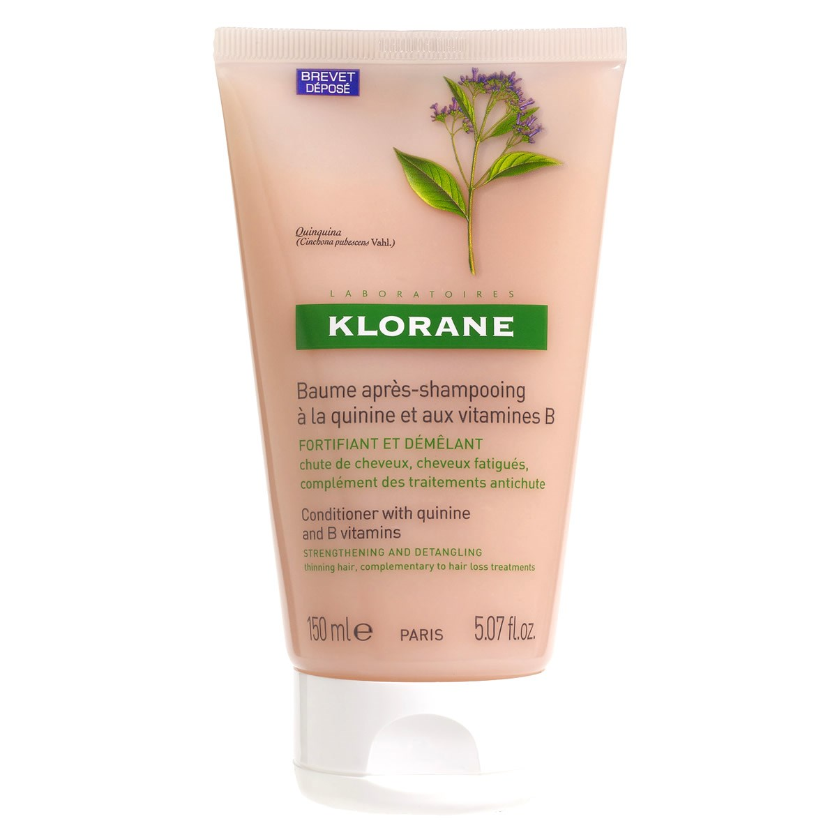 Klorane Fortifying And Untangling Conditioning Balm With Quinine