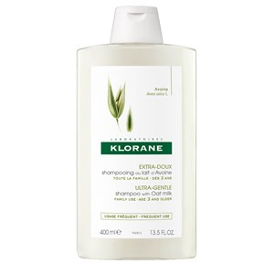 Klorane UltraGentle Shampoo With Oatmilk 200ml