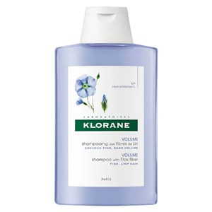 Klorane Volume Shampoo with Flax Fibre 200ml