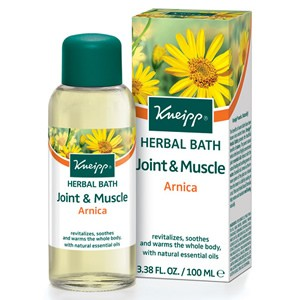 Kneipp Arnica Joint & Muscle Rescue Bath