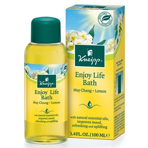 Kneipp Enjoy Life  May Chang & Lemon Bath