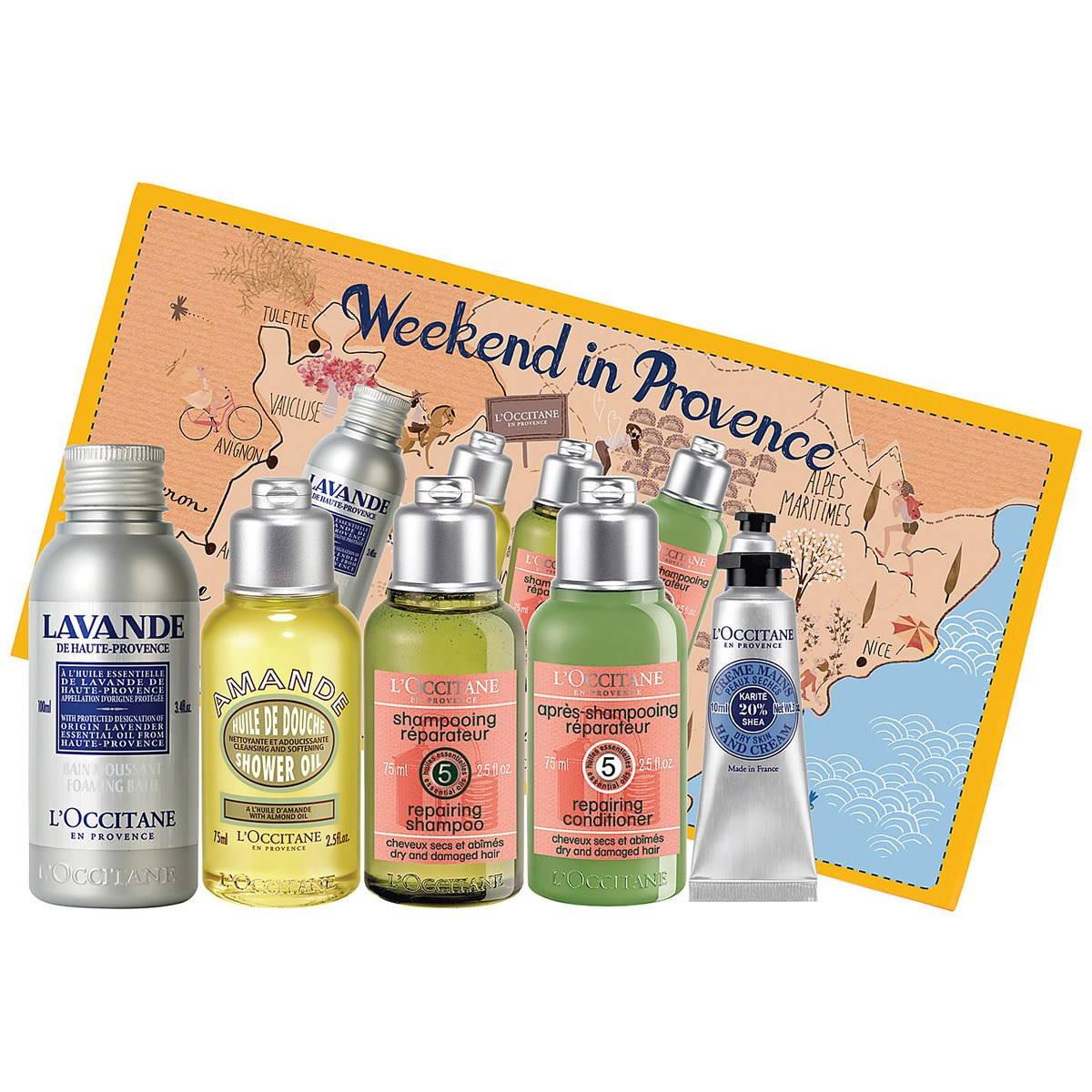L'Occitane Weekend in Provence Gift Set