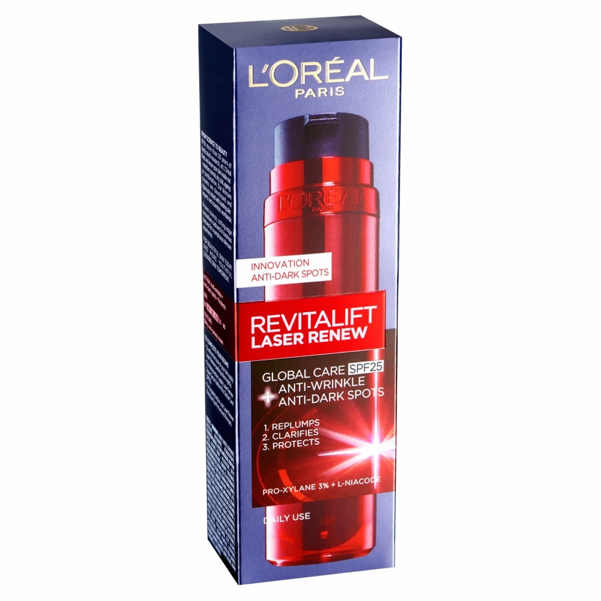 L'Oreal Paris Revitalift Laser Renew Global Care SPF25
