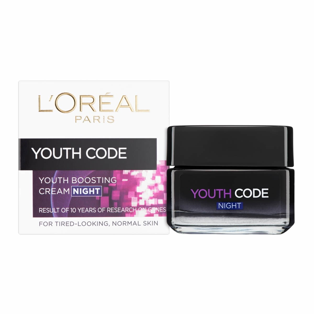 L'Oreal Paris Youth Code Youth Boosting Night Cream