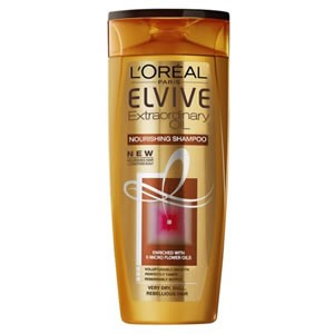 L'Oreal Paris Elvive Extraordinary Oil Nourishing Shampoo Very Dry Hair