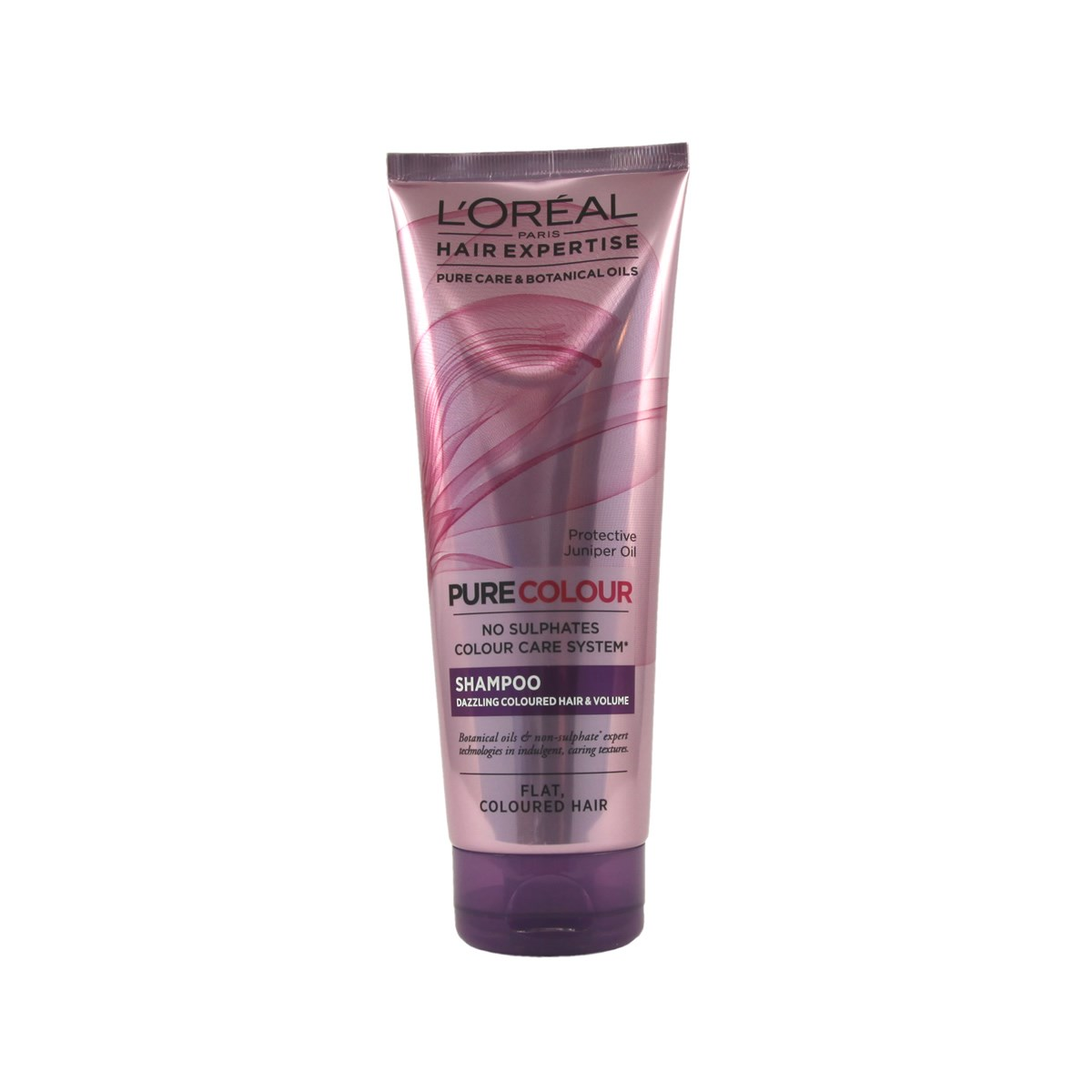 L'Oreal Paris Pure Colour Dazzling Coloured Hair and Volume Shampoo