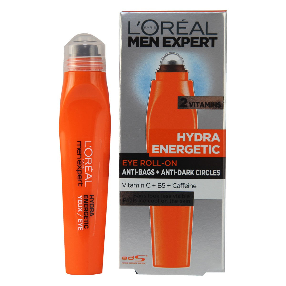L'Oreal Paris Men Expert Hydra Energetic Eye Roll On